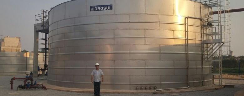 HIDROSUL conclui com êxito mais um projeto e execução!